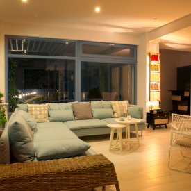 Biota Boutique, relax in the Lounge